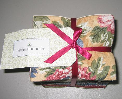 "Thimbleberries Fat Quarter bundle ""A Gardener's Touch"""