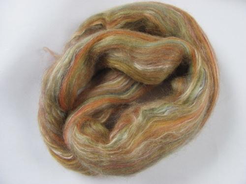 Ashford merino silk, Cinnamon