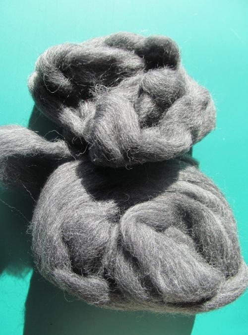 Skeinz corridale fibre charcoal